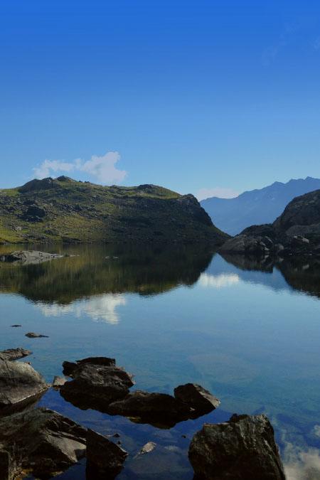 Lac de Belledonne