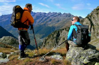 alpine walking at its best